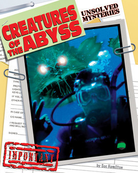 Cover: Creatures of Abyss