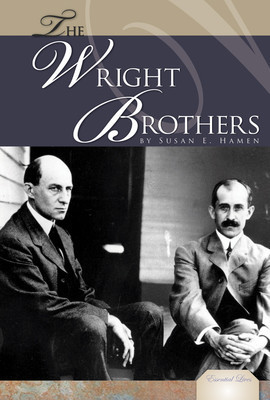 Cover: Wright Brothers: Inventing Flight for Man