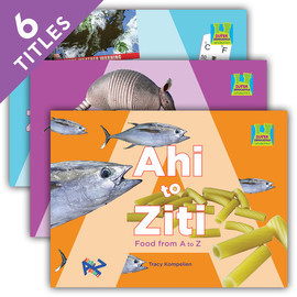 Cover: Let's See A to Z