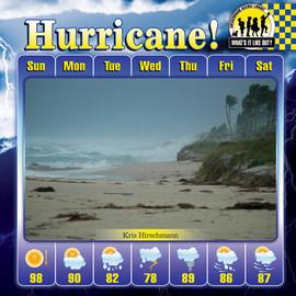 Cover: Hurricane!