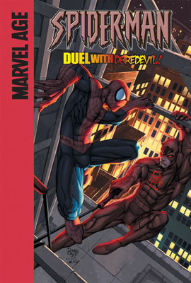 Cover: Duel with Daredevil!