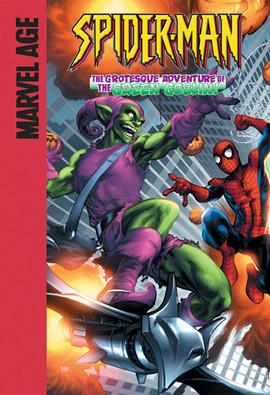 Cover: Grotesque Adventure of the Green Goblin!