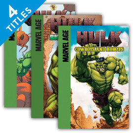 Cover: Hulk Set 1