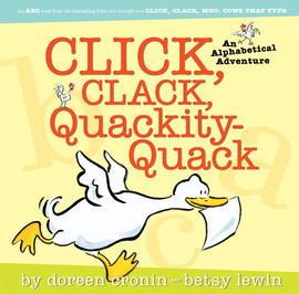 Cover: Click, Clack, Quackity-Quack
