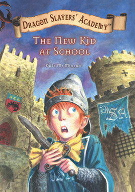 Cover: New Kid at School