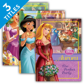 Cover: Disney Princess Set 2