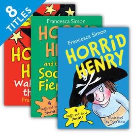 Cover: Horrid Henry