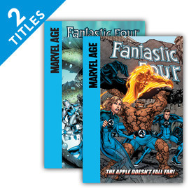 Cover: Fantastic Four Set 1
