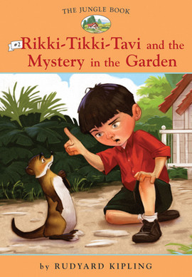 Cover: Jungle Book: #2 Rikki-Tikki-Tavi and the Mystery in the Garden