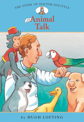Cover: Story of Doctor Dolittle: #1 Animal Talk