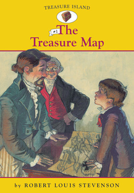 Cover: Treasure Island: #1 The Treasure Map