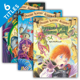 Cover: Dragon Slayers' Academy Set 2