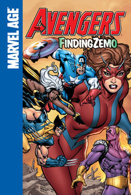Cover: Finding Zemo
