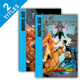 Cover: Fantastic Four Set 2