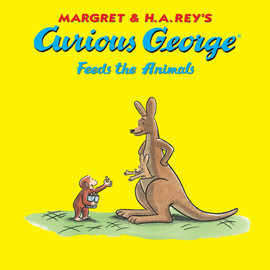 Cover: Curious George Feeds the Animals
