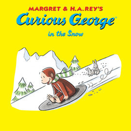 Cover: Curious George in the Snow