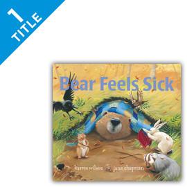 Cover: Bear by Karma Wilson