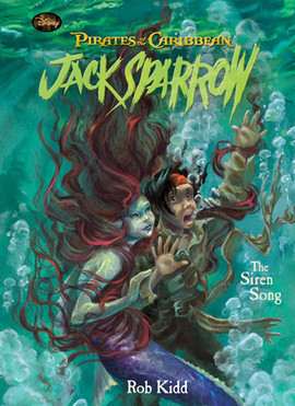 Cover: Book 2: The Siren Song