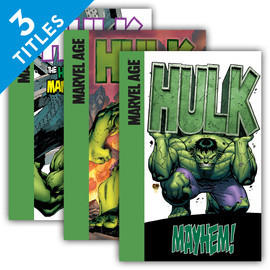 Cover: Hulk Set 2