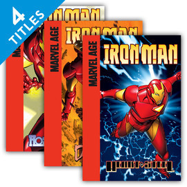 Cover: Iron Man Set 1