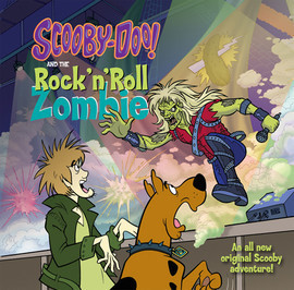 Cover: Scooby-Doo and the Rock 'n' Roll Zombie
