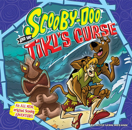 Cover: Scooby-Doo and the Tiki's Curse