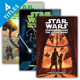 Cover: Star Wars: Clone Wars Set 1
