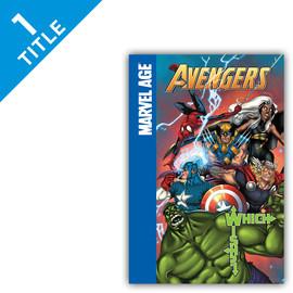 Cover: Avengers Set 2