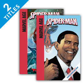 Cover: Spider-Man Set 4