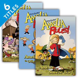 Cover: Amelia Rules! Set 1