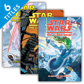 Cover: Star Wars: Clone Wars Set 2