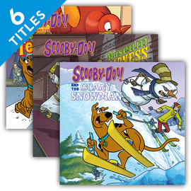 Cover: Scooby-Doo! Set 2