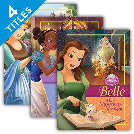 Cover: Disney Princess Set 1
