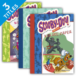 Cover: Scooby-Doo Mysteries Set 1