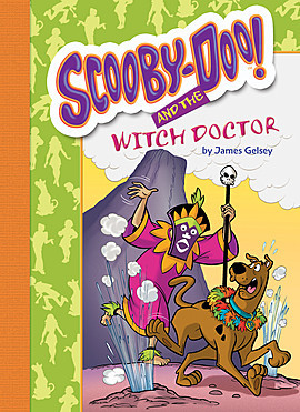 Cover: Scooby-Doo and the Witch Doctor