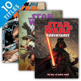Cover: Star Wars Digests Set 1