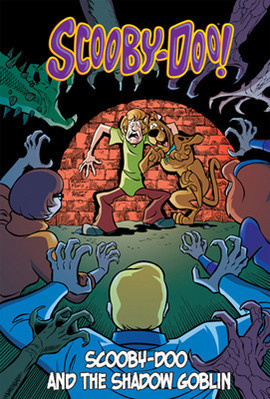 Cover: Scooby-Doo and the Shadow Goblin