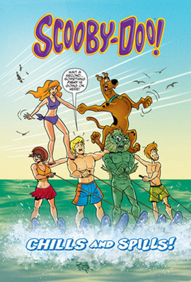 Cover: Scooby-Doo in Chills and Spills!