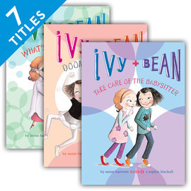 Cover: Ivy & Bean