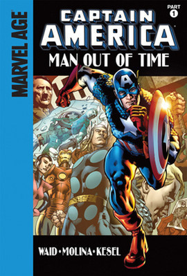 Cover: Man Out of Time: Part 1