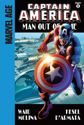 Cover: Man Out of Time: Part 2