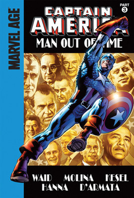 Cover: Man Out of Time: Part 3