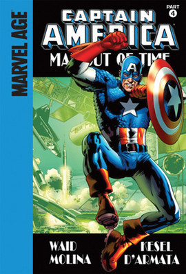 Cover: Man Out of Time: Part 4
