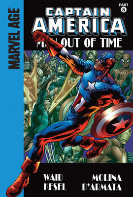 Cover: Man Out of Time: Part 5