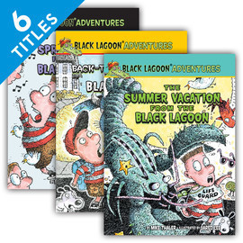 Cover: Black Lagoon Adventures Set 2