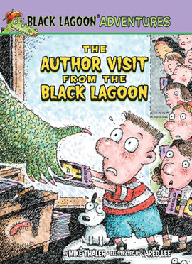 Cover: Author Visit from the Black Lagoon