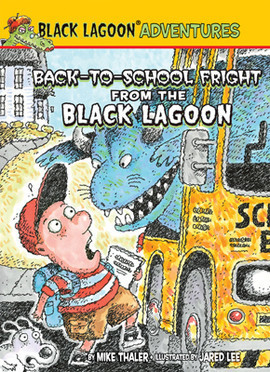 Cover: Back-to-School Fright from the Black Lagoon