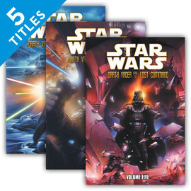 Cover: Star Wars: Darth Vader and the Lost Command