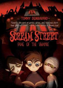 Cover: Fang of the Vampire: Book 1