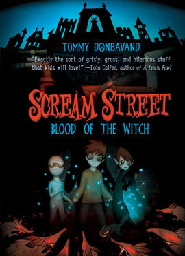 Cover: Blood of the Witch: Book 2